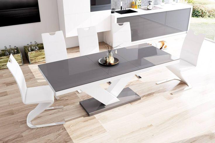 rozkładany nowoczesny stół Victoria hubertus exclusive