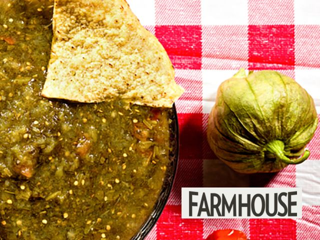 Have you cooked with tomatillos before? Here's a tomatillo salsa verde #recipe http://auspo.st/1RxNAHL