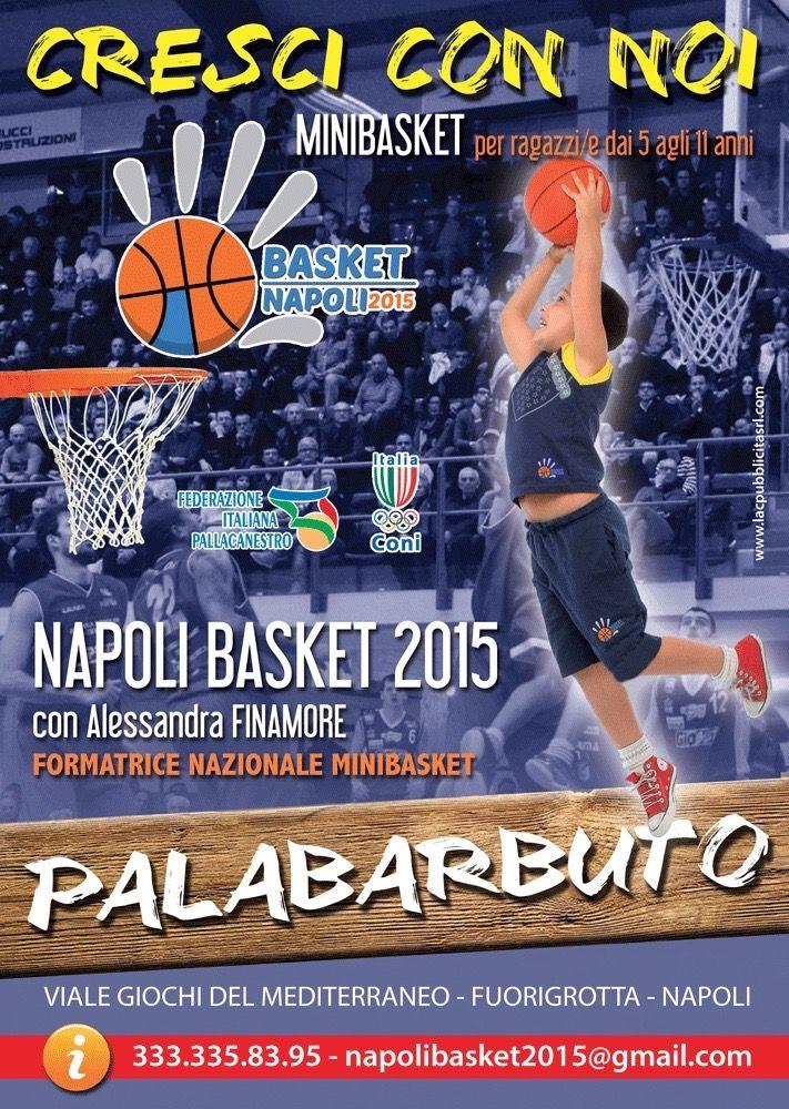Corsi di pallacanestro tenuti da Napoli Basket. Chiedi info per l'iscrizione ai corsi di Basket o Mini Basket da qui.