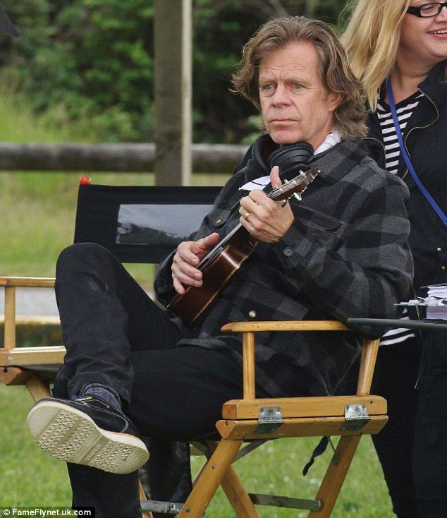 William H. MACY (b. 1950) [] IRISH connection: He has English, as well as Scottish, Irish, German, and Belgian ancestry. Notable films~ Fargo (1996); Boogie Nights (1997); Jurassic Park III (2001); Mr. Holland's Opus (1995); Pleasantville (1998); Mystery Men (1999); Wag the Dog (1997); Magnolia (1999); Seabiscuit (2003); Wild Hogs (2007); Air Force One (1997); Door to Door (2002); A Civil Action (1998); Down Periscope (1996); Thank You for Smoking (2005)