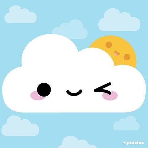 178 best Cloud, Rain Drops & Rainbow Illustration ...