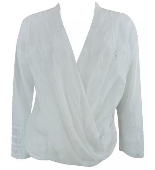 Maud Dainty - Cross Over Shirt