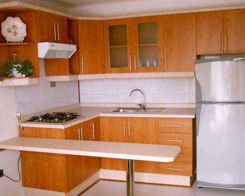 Gabinetes de cocina y pantry para el hogar y la oficina for Muebles de cocina de madera modernos