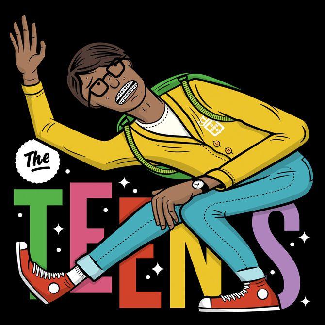 Adam Hill  Obrigado Cover - The Teens