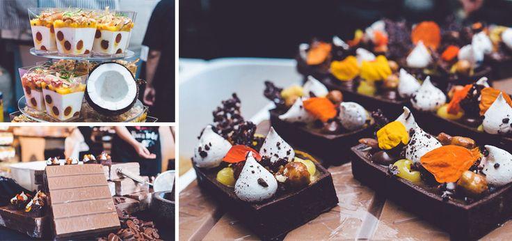 Desserts galore at Merivale - Establishment