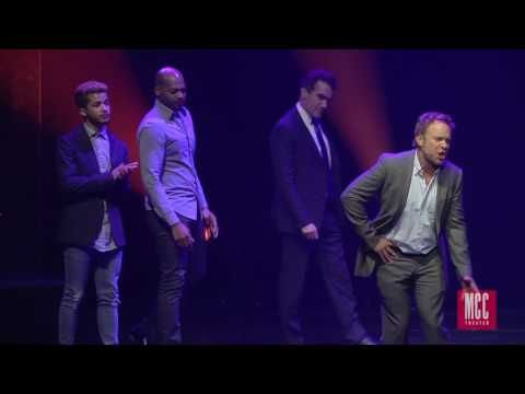 "Norbert Leo Butz & MisCast 2017 perform ""It's All Over"" & ""And I Am Telling You I'm Not Going"" - YouTube"