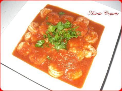 crevette sauce piquante (1)