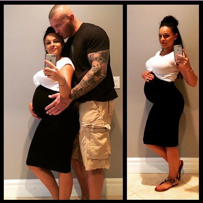 Randy Orton & Kim