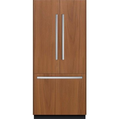 "Bosch Benchmark B36IT800NP 36"" Built-in French Door Bottom Freezer - Custom Panel Ready"