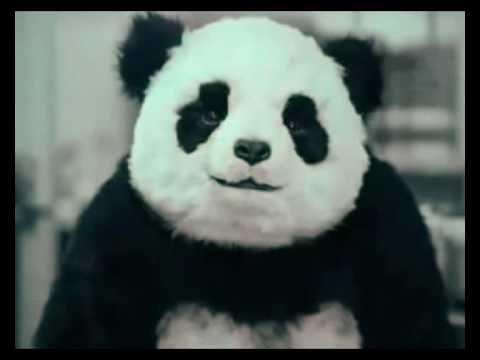 """Pubs Fromage Panda - """"Ne dites jamais non à un Panda !!!"""""""