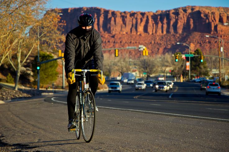 Winter Cycling in St. George