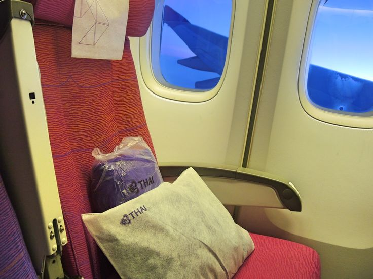 Airline Review: Thai Airways