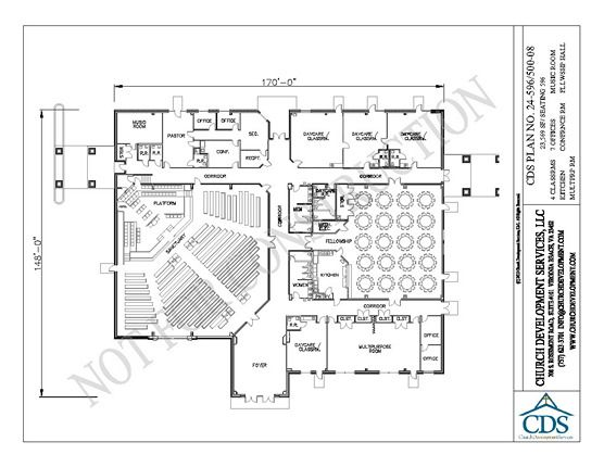 Cds_Church_Plan_Catalog_Page_095 | Church Building Plans