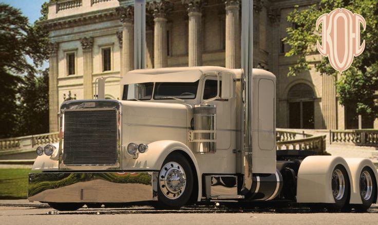 Dodge Diesel Trucks >> Actually a Freightliner. | trucks | Freightliner trucks ...