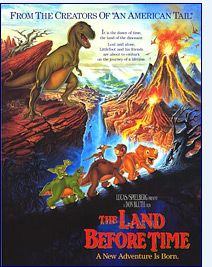 The Land Before Time was my favorite movie ever!