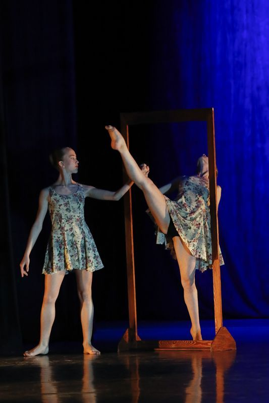 through the mirror │dance competition in Bytom