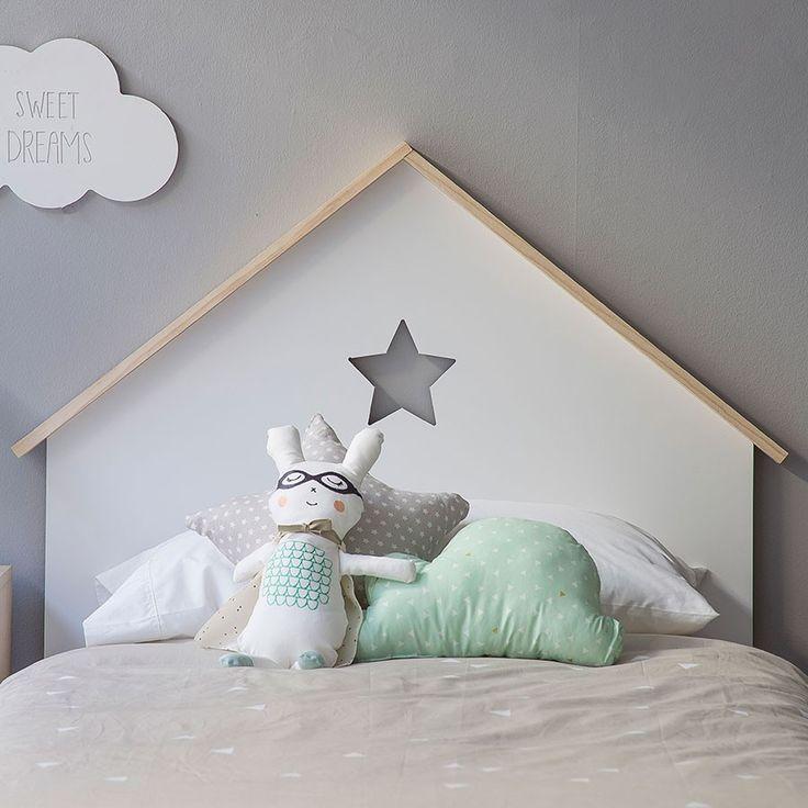 17 best ideas sobre cabeceros infantiles en pinterest - Cabecero cama infantil ...