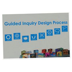 Guided Inquiry Design Word Wall Vinyl Lettering  This Guided Inquiry Design vinyl lettering word wall will be an excellent visual addition to your school, library or classroom to reflect each of the eight stages of the Guided Inquiry Design process as created by Carol Kuhlthau, Leslie Maniotes and Ann Caspari.