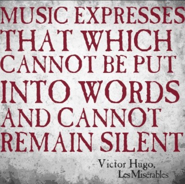 Love Quotes Victor Hugo: Les Miserables Quote