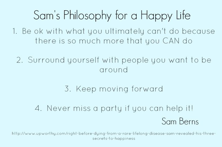 sam berns philosophy of happiness - Google Search