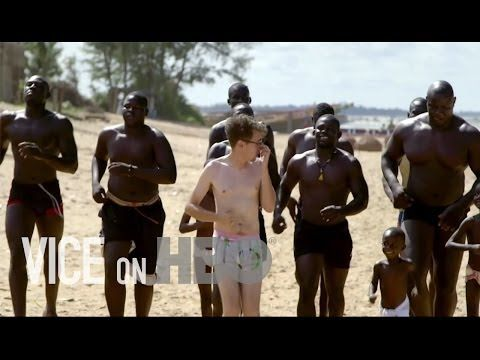 VICE on HBO Season One: Fighting Chances (Episode 8) - YouTube || Laamb wrestling in Senegal and the devastation that is already a result of climate change...