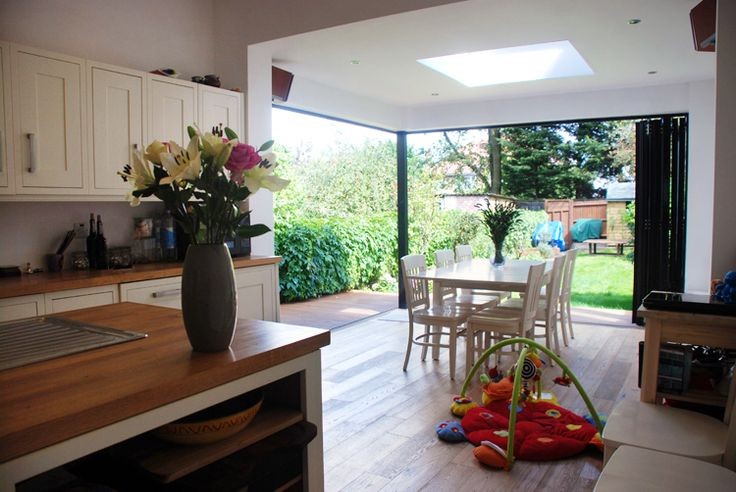 Kitchen extension, East Finchley, Barnet N2
