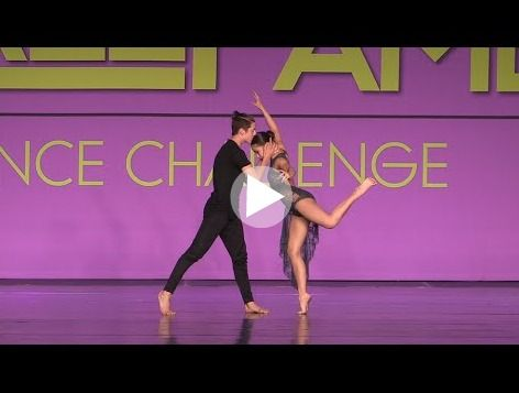 Gravity - Canadian Dance Company 1st Overall Teen Contemporary Duet