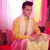 Arpita Khan Wedding Photo - Aayush Sharma (Her Husband)
