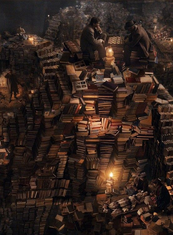"""""""A little library, growing larger every year, is an honourable part of a man's history. It is a man's duty to have books. A library is not a luxury, but one of the necessaries of life."""" Henry Ward Beecher"""