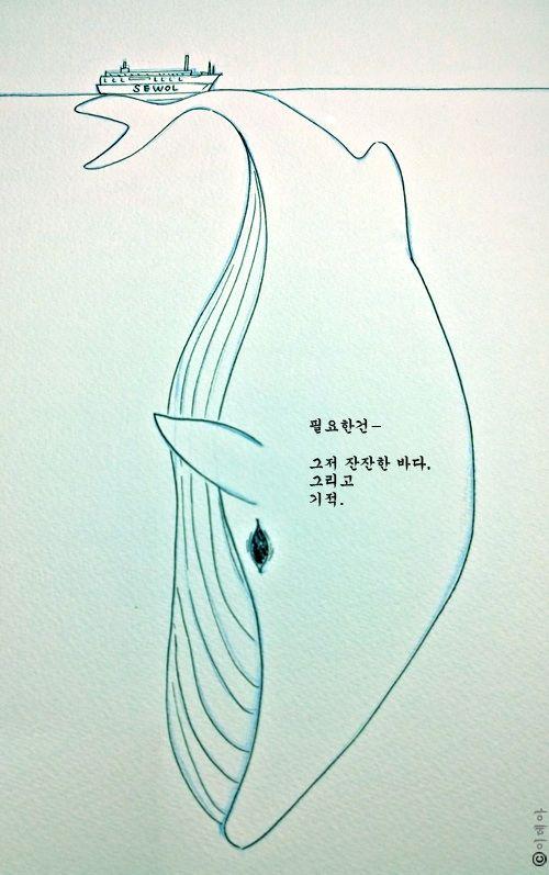 sewol ... 세월호 제발 기적이 일어나길..