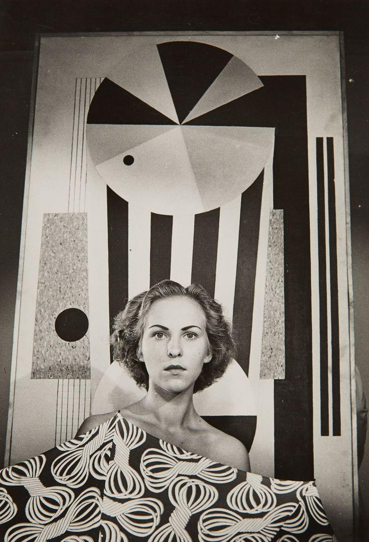 steinert - Otto  Untitled (Drama student), circa 1950