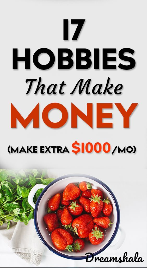 17 Money Making Hobbies That Pays You Every Day – Siva | Dreamshala | Blogging, Social Media, Online Marketing Updates, WAH Jobs.