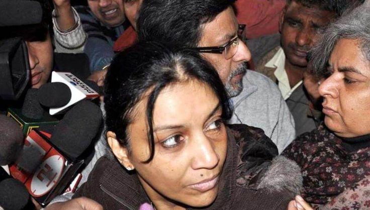 He hugged me, burst into tears': Rajesh and Nupur Talwar break down in jail after acquittal in Aarushi-Hemraj murder