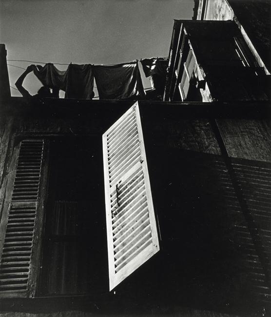 Volet blanc, c.1945/1948. Izis Bidermanas