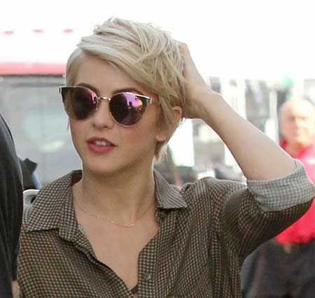 See more photos here ; 20 Latest Short Hair Trends 2015 Category ; Trendy Short Haircuts