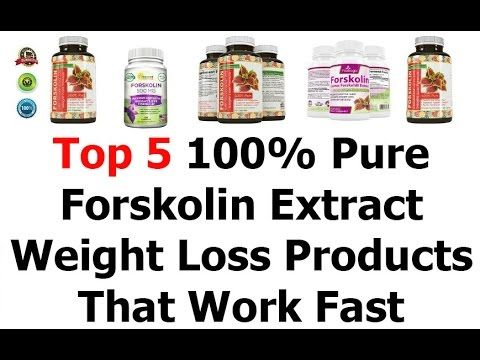 Dr oz and forskolin extract