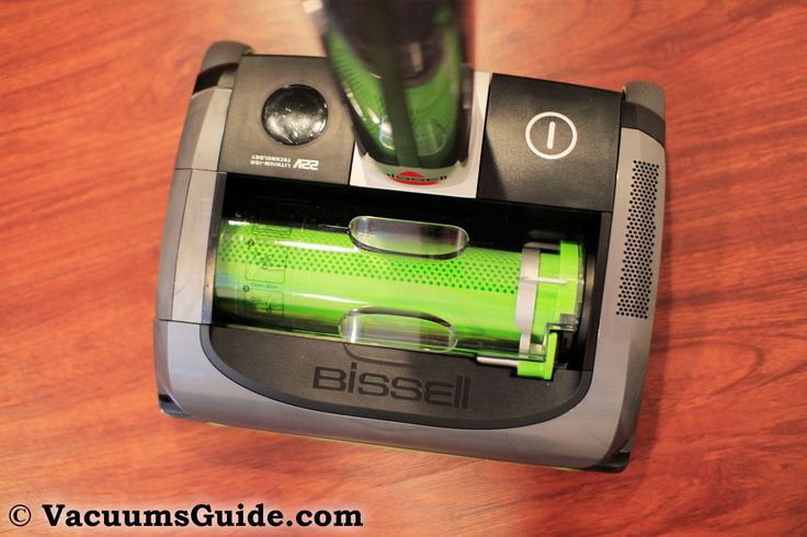 A new cordless vacuum from Bissell? - Meet the Air Ram 1984