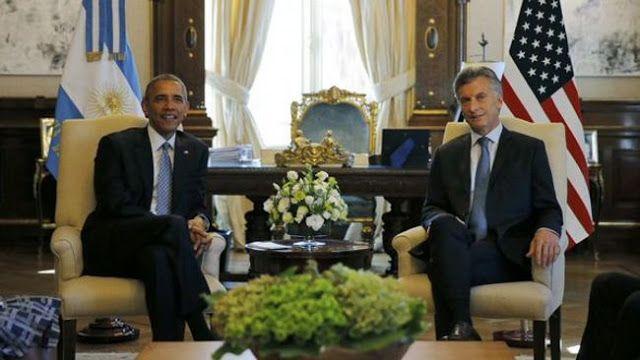 """MACRI A OBAMA: """"MUCHAS GRACIAS ESTA EN SU CASA""""   Obama felicitó al presidente argentino por lo realizado en estos 100 días de gobierno Macri a Obama en La Rosada: """"Muchas gracias está en su casa"""". El Presidente aseguró que la visita de su par norteamericano al país """"es el comienzo de una etapa de relaciones maduras""""; """"Está en su casa"""" le dijo el presidente Mauricio Macri y aseguró hoy que la visita de Barack Obama a la Argentina """"es el comienzo de una etapa de relaciones maduras"""". Tras…"""