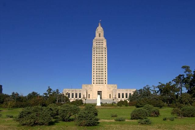 50 Louisiana Facts