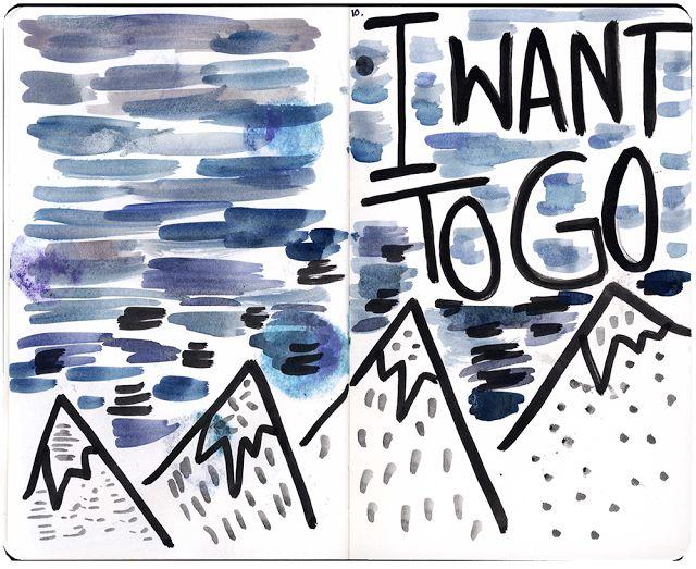 @julia_t   Creative Team Inspiration   Messy Lists   Get Messy Art Journal