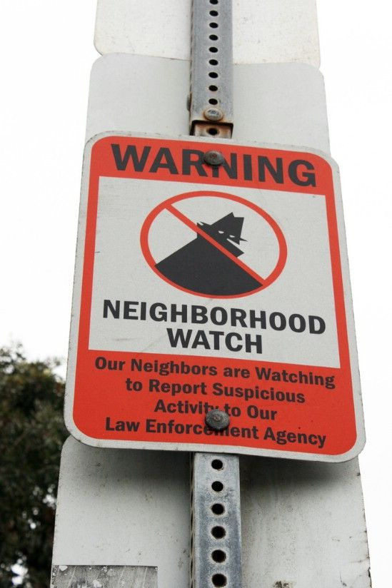 20 Easy and Effective DIY Tricks to Keep Your Home Safe Set Up a Neighborhood Watch  This is a completely free tip that will help you to protect your home and the homes of your neighbors. If you don't already have some sort of neighborhood watch in place, you may want to talk with your neighbors and set one up. Studies have shown that you can reduce the level of crime in your neighborhood by as much as 26 percent when you have a neighborhood watch program in place.