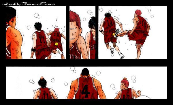 slam dunk 3 by RUKAWA-SAMA.deviantart.com on @deviantART