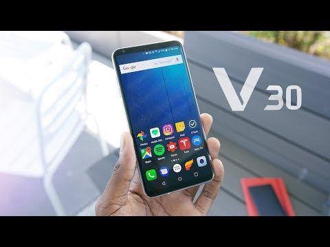 LG V30: Top 5 Features! - http://eleccafe.com/2017/09/02/lg-v30-top-5-features/