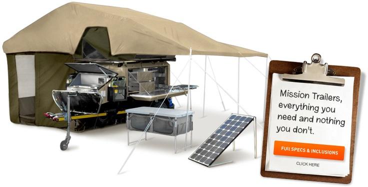 Creative Camper 4 X 4 SouthAfrica  Camper South Africa