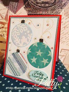 esferas navideñas... Manualidades Fantasy