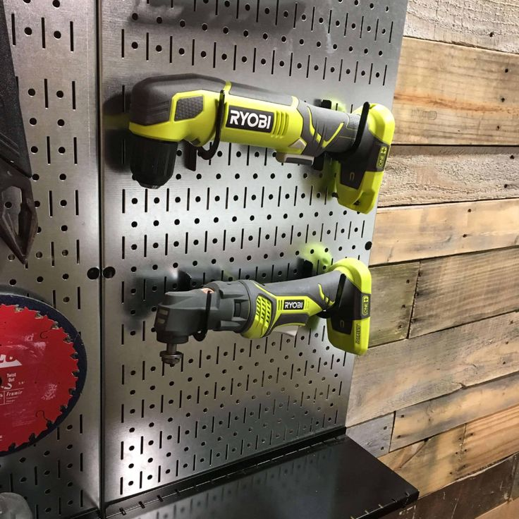 the workshop upgrade wall control pegboards lazy guy on wall control id=27811