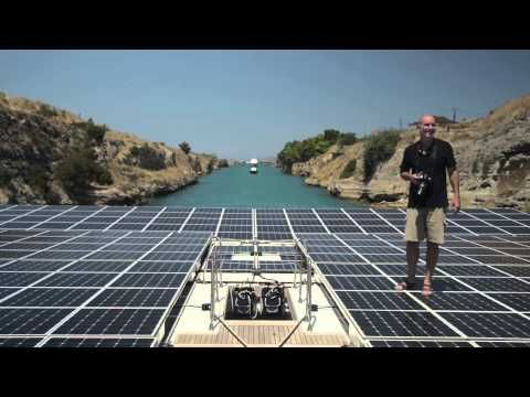 PlanetSolar Finishes 2014 Expedition Sails for Venice-Video - http://1sun4all.com/solar/planetsolar-expedition-venice-video/