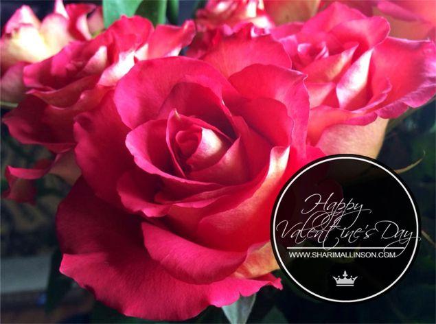 Valentine's <3 www.sharimallinson.com #Valentine's #Love