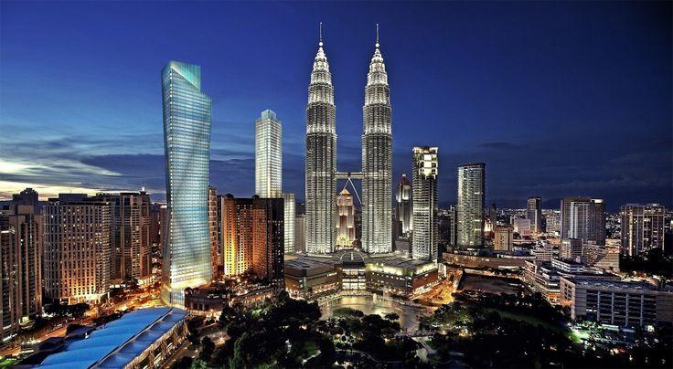 D1, Kuala Lumpur (KLCC) | 60 fl