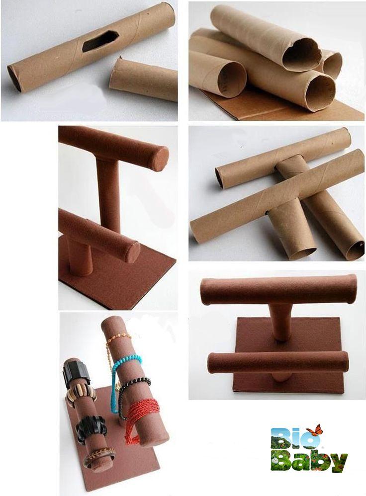 Más de 1000 ideas sobre tubos de papel de cocina en pinterest ...